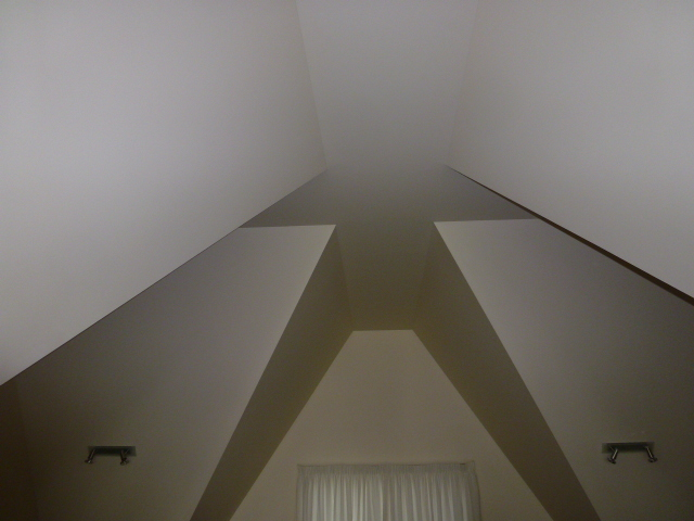 Ceiling renovation 2011