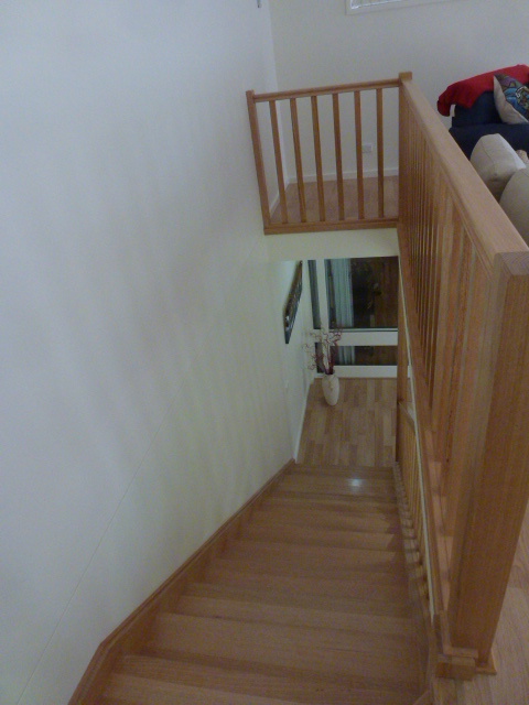 Extension Staircase 2011