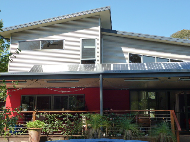 House Moruya completed 2008