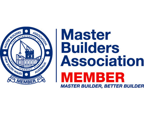 Member of the Master Builders Association of NSW